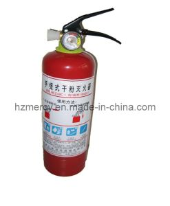 Portable Dry Powder Fire Extinguisher (MFZ/ABC)