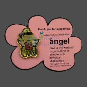Customized Promotional Badges (HB-BA-0012)