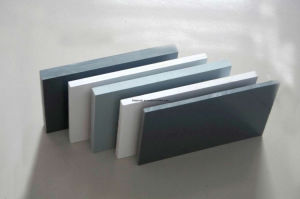 PVC Plastic Sheet pictures & photos