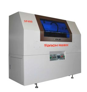 Inline Automatic Stencil Printer Torch Sp400 pictures & photos