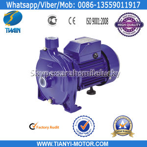 Cpm-180 Specification of Centrifugal Pump for Water