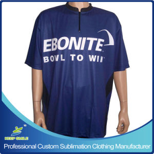 8f49709aa Custom Customized Sublimation Printed Bowling Shirts for Bowling Sports