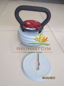 Bestseller Detachable Adjustable Kettlebell pictures & photos