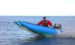 Inflatable Boat (HRG450)