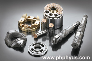 Hydraulic Repair Parts for Komatsu PC300-6, PC300-7 Mian Pump pictures & photos