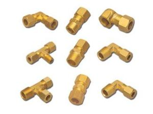 Custom Equipment Brass Compression Parts pictures & photos