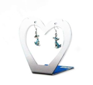 Ear Ring & Necklace Display Stand (J-16)