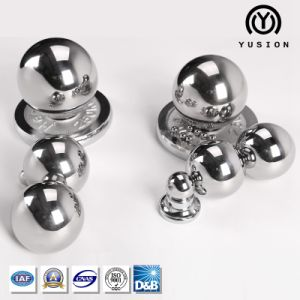 AISI 52100 Chrome Steel Balls for Valves