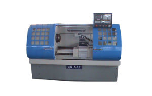 Horizontal Lathe Machine with Large Spindle Hole pictures & photos