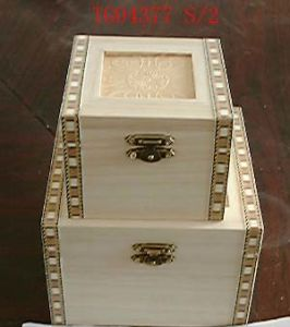 Wooden Box (TG04377)