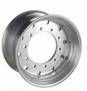 Alloy Wheel of Truck Tyre (22.5X11.75) pictures & photos