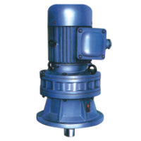 Vertical Cycloidal Gear Reducer with Motor