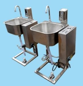 Slaughter Equipment: Washing and Sterilizing Equipment