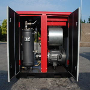 37kw Water Cooling Permanent Magnet Synchronous VSD Screw Air Compressor (ERC-50SW)