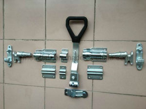 Truck Door Locking Gear, Trailer Part, Truck Part, Van Locking Gear (LG-372852)