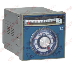 SG-632 Full Scale Plate Setting Thermo Regulator