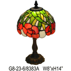 Tiffany Table Lamp (G8-23-6-8383A)