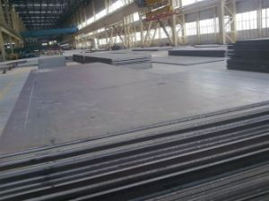 Hr/Cr Ms Carbon Steel Plate / Sheet pictures & photos