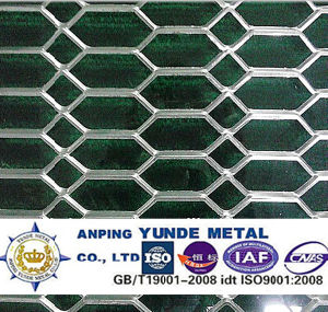 Expanded Metal Mesh with ISO