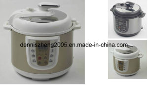 Electric Pressure Cooker with Multiple Functions