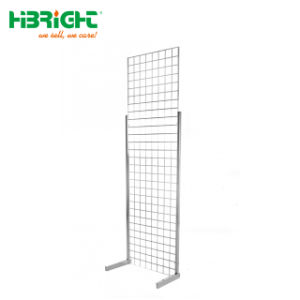 Flooring Wire Mesh Display Stand