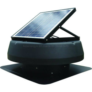 Solar Vent 14 Inch 25W Attic Fan Warehouse Exhaust Fan pictures & photos