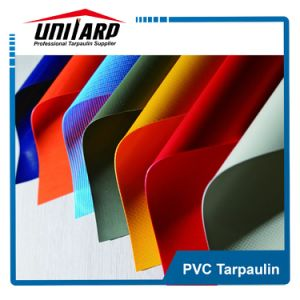 1000d*1000d 23*23 850GSM PVC Coated Tent Tarpaulin of Fire Resistant