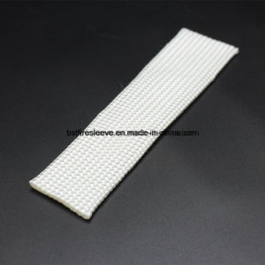 High-Temperature Heat Flame Resistant Braided Silica Sleeve pictures & photos