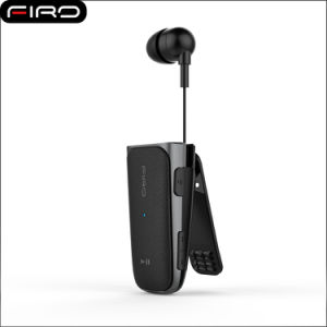 China Bluetooth Cell Phone Accessory Wireless Stereo Bluetooth Headset Retractable Clip Earphones Comfortable Wireless Headphones China Bluetooth Earphone And Stereo Earphone Price