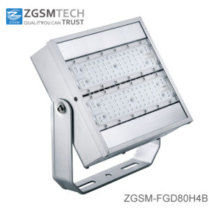 80W LED Flood Light with UL Dlc SAA Ce for All Markets pictures & photos
