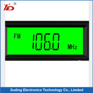 Instrument LCD Display with Character Negative pictures & photos