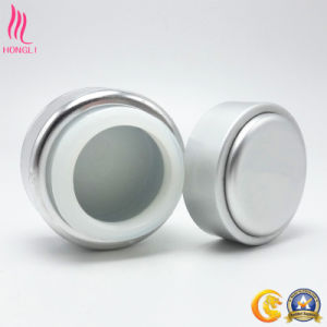 Wide Mouth Aluminum Jar Lids Cream Container for Cosmetic Packaging pictures & photos