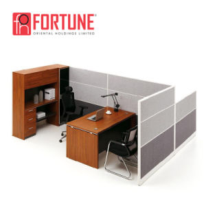 Modern Office Furniture 2 Person Office Cubicle Workstation  (FOH SS3050 3134)