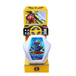 china simulator driving car racing arcade machine for kids zj or 29