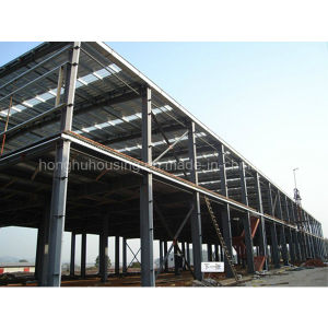 Affordable Prefabricated Warehouse/Workshop for Brazil Market pictures & photos