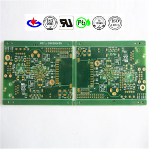 2 Layer Immersion Gold PCB Board for Electronic Products pictures & photos