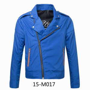 Men′s Spring and Autumn Casual Jacket (15-M017) pictures & photos