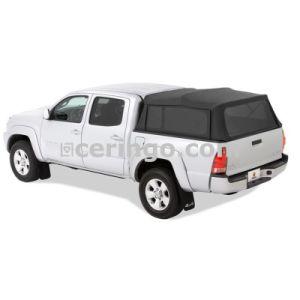 black diamond truck soft top canopy for 1999 2016 chevy gmc silverado 1500sierra