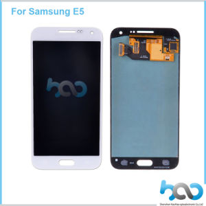 Hot Selling Mobile Phone LCD for Samsung E5 TFT Digitizer