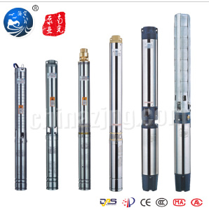 100QJ, 4SP, 6SP Stainless Steel Well Pump