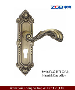 Fast Sell European Door Lock (Y627 H71/H72)