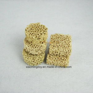 Zirconia Ceramic Foam Filter for Industry Filtration pictures & photos