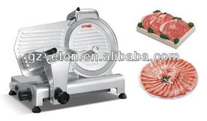 10 Inch Semi-Automatic Meat Slicer/Mini Meat Slicer pictures & photos
