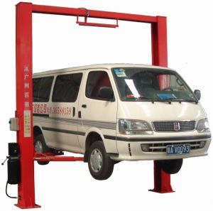 Two Post Hydraulic Car Lift Gantry-Type pictures & photos
