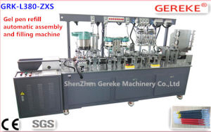 Stationery Pen Equipment-Gel Pen Refill Automatic Assembly Machinery pictures & photos
