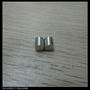 High Grade N50 Sintered NdFeB Cylinder Magnet pictures & photos