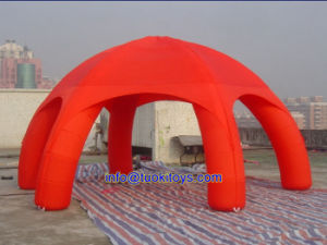 Double Stitching Inflatable Tent for Commercial Show and Trade Show (A743)