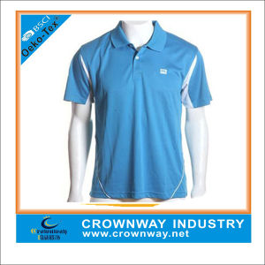 Comfortable Custom Breathable Sports Apparel Golf Polo Shirt for Men pictures & photos