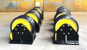 Rotator Rollers for Oil Gas Pipes Pressure Vessels