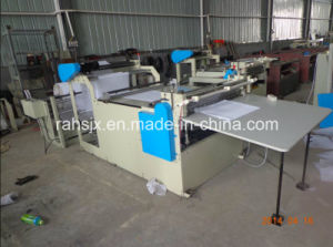 Computer nonwoven Fabric Reel to Sheet Cross Cutting Machine (HQ-700A) pictures & photos